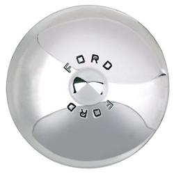 1949-50 Ford Hubcap, Passenger Car, Stainless Steel