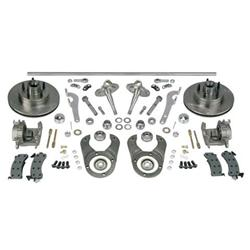 Ford Front Axle Steering &amp; Brake Kit, 48 Inch Axle