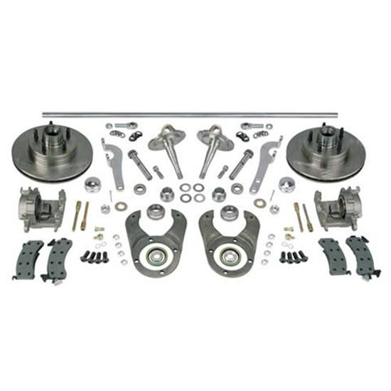 Ford Front Axle Steering & Brake Kit, 46 Inch Axle
