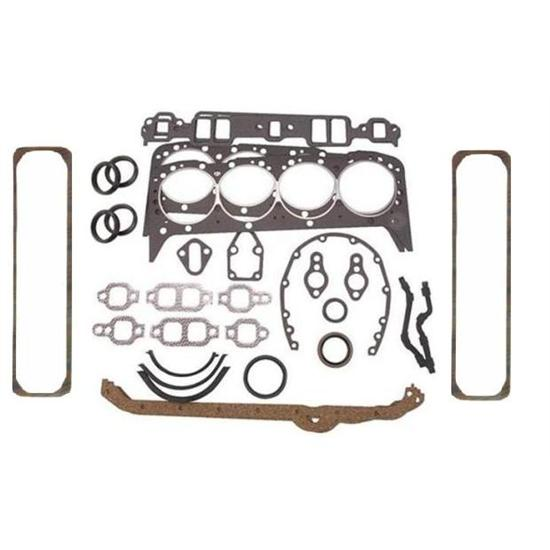 SuperSeal Fuel Injected Small Block Chevy Overhaul Gasket Set, 1987-1993