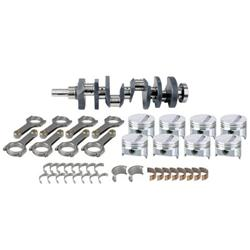 Speedway Small Block Ford 347 Stroker Kits, H-Beam Rods