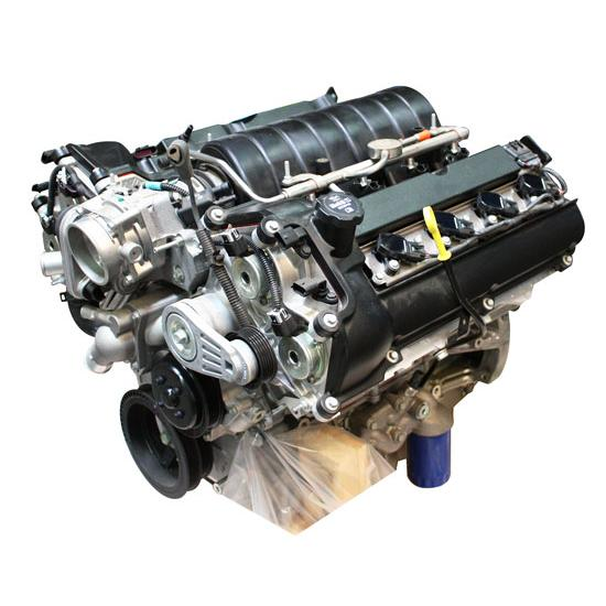 Cadillac 4.6L LH2 Northstar Street Rod Crate Engine