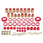 Polyurethane Bushing Kit 1967-69 Camaro Multi-Leaf Rear