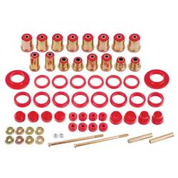 Polyurethane Bushing Kit 1967-69 Camaro Mono-Leaf Rear
