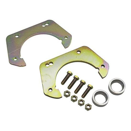 Basic Disc Brake Kit, GM Mid-size to Early Chevy Spindle