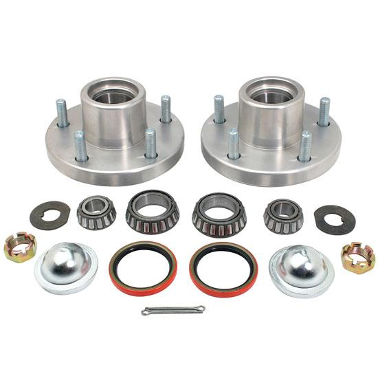 1955-64 Chevy Car Roller Bearing Hub Kit