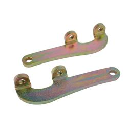 Chevy Flat Tie Rod Steering Arms, Plain