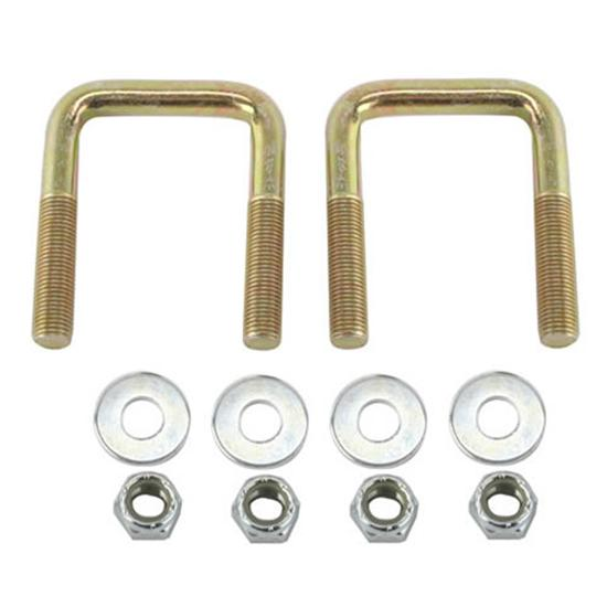 Plain U-Bolts, 1-3/4 Inch