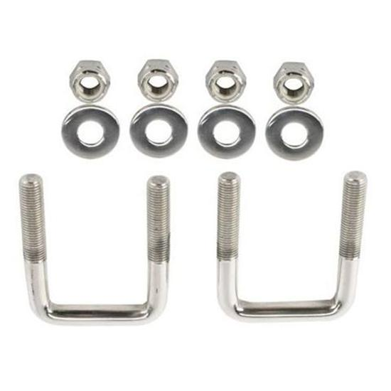 Stainless Steel U-Bolts
