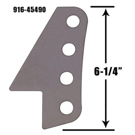 Four Hole Mounting Bracket