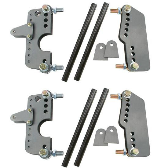 Heavy Duty Rear 4-Link Kit