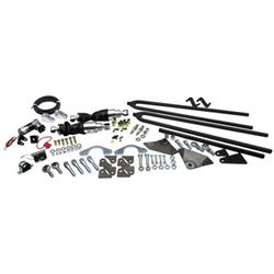 Deluxe Shockwave Rear Suspension Kit, Plain, 14-1/2 Inch Ride Height
