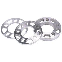 Universal Billet Aluminum Wheel Spacer, 3/4 Inch