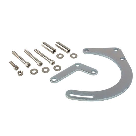 Small Block Chevy Low Mount Alternator Bracket, Plain