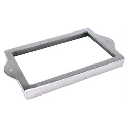 Speedway Polished Aluminum Battery Box Top