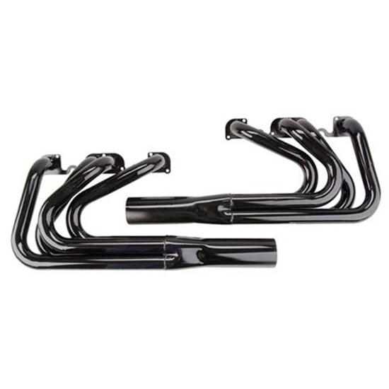 Schoenfeld Sprint Headers, 1-7/8 - 2, 3-1/2 Cltr, All Pro Head