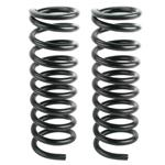 Eaton Detroit Spring MC1302 55-57 Chevy 314 Lb Rate Front Coil Springs