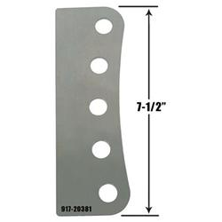 Five Hole Mounting Bracket