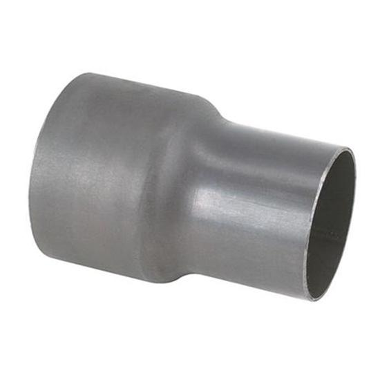 Exhaust reducer inch i d to o