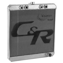 C&R Radiators 843-20226 Aluminum Sprint Car Radiator