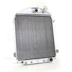 Griffin 4-228BG-AAA 1928-1929 Ford Model A Aluminum Radiator, Chevy V8