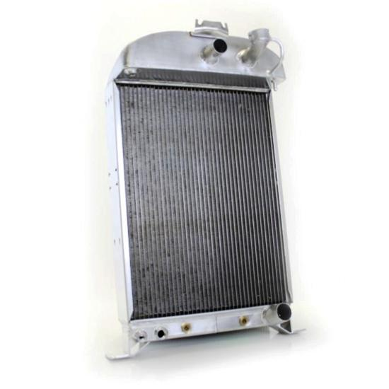 Griffin Radiators 4-233BX-AAA 1933-34 Ford Aluminum Radiator, Chevy V8