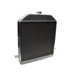 Griffin Radiators 4-240BW-AAX 1940 Ford Pickup Alum Radiator, Chevy V8