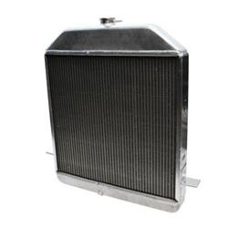 Griffin Radiators 4-241BW-AAX 1941 Ford Pickup Alum Radiator, Chevy V8