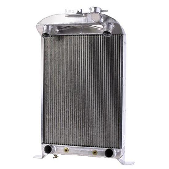 Griffin Radiators 4-242BX-HAX Flathead V8 42-48 Ford Aluminum Radiator
