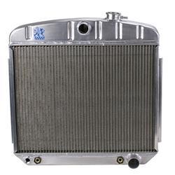 1955-57 Chevy Aluminum Radiator, 1 Inch Tubes