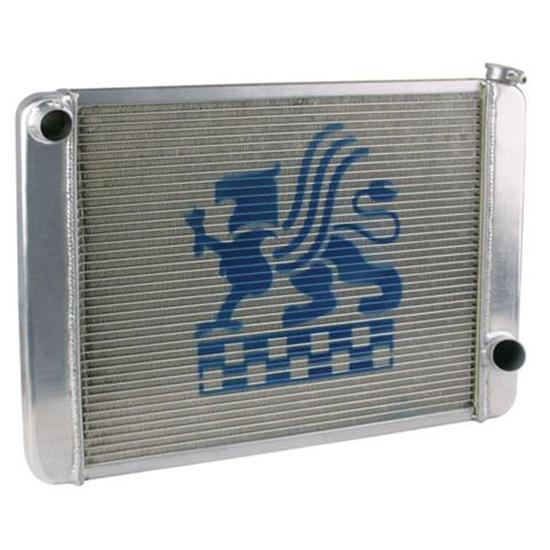 Griffin 26 In. Chevy Single Row Core Lightweight Alum Racing Radiator