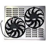 Dual 10 Inch Fan Shroud Combo, 22 W x 17 H