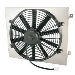 1800 CFM ELECTRIC FAN &amp; SHROUD ASSEMBLY