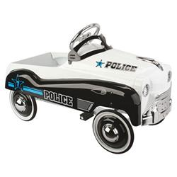 POLICE PEDAL CAR