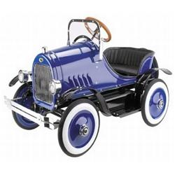 Model A Roadster Pedal Car, Blue