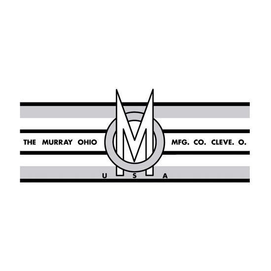 Murray Pontiac Murray Seat Logo Graphic