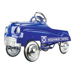 Highway Patrol Cruiser Pedal Car