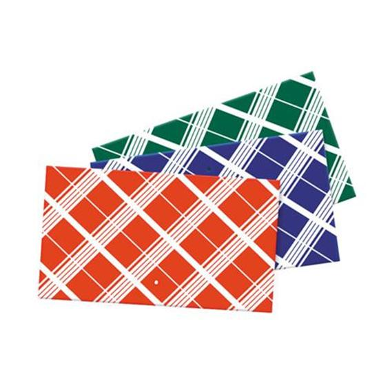 Murray Plaid Seat Pads