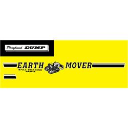 Murray Flat Face Earth Mover 1962-69