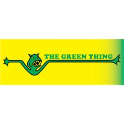 Murray Tooth Grille The Green Thing 1971-72 Pedal Car Graphic