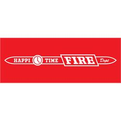 Murray® Sad Face Happi Time Fire Truck Graphic