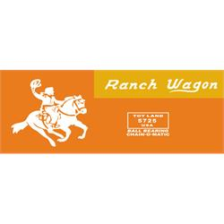 Garton Mark V Ranch Wagon 1956-60 Graphic
