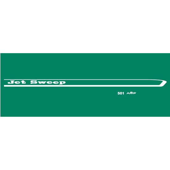 AMF Generic Jet Sweep 1971-74 Graphic