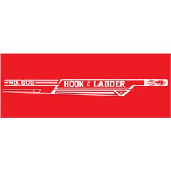 AMF Generic Hook and Ladder 505 1966-68 Graphic