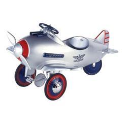 Pedal Car Parts, Steelcraft Pursuit Plane Propeller Assembly, Plain