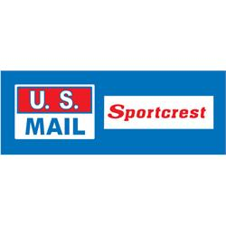 Murray Three-Wheeler U.S. Mail Sportcrest Graphic