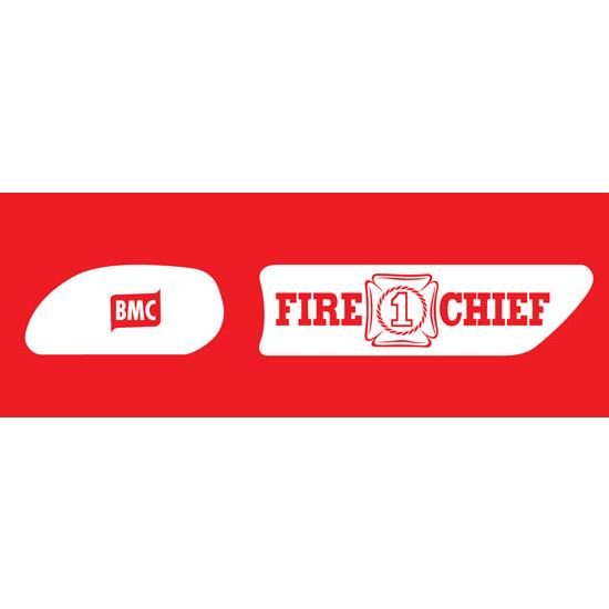 AMF/BMC Fish Mouth Fire Chief Graphic
