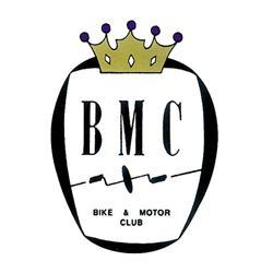 BMC Racer Seat Logo Graphic