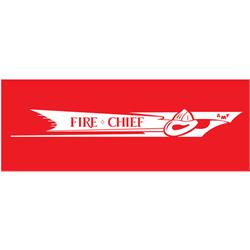 AMF Star Grille Fire Chief Graphic