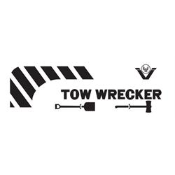AMF/BMC Tow Wrecker Graphic